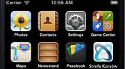 Ikony aplikacji w iPhone