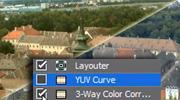 YUV Curve