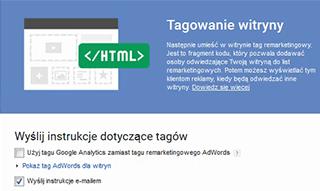 Tagowanie witryn
