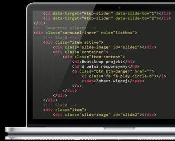 Przejrzysty, efektowny kod