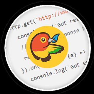 Logo bower oraz http.get kod