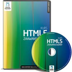 Kurs HTML5 zaawansowany