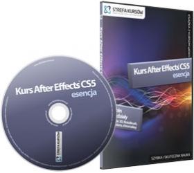 Kurs Adobe After Effects CS5 - esencja
