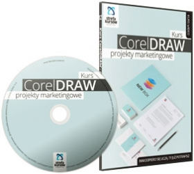 Kurs CorelDRAW: projekty marketingowe