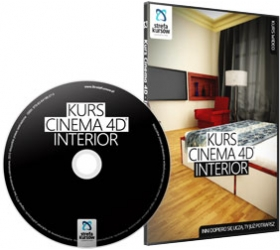 Cinema 4D Interior Kurs