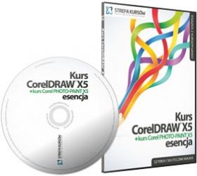 Kurs CorelDRAW X5 - esencja