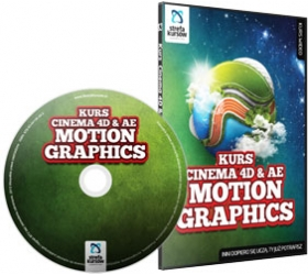 Cinema motion graphics kurs