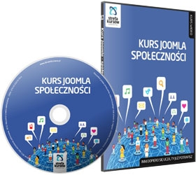 Kurs Joomla - społeczności