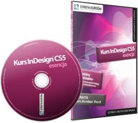 Kurs Adobe InDesign CS5 - esencja