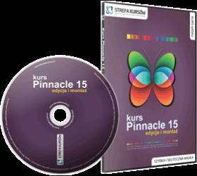 Kurs Pinnacle 15 - edycja i montaż