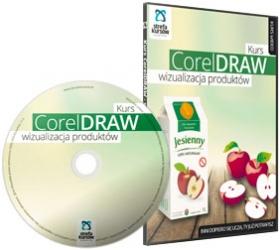 Kurs CorelDRAW: wizualizacja produktów