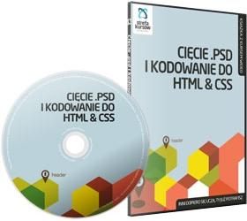 Cięcie PSD i kodowanie do HTML & CSS