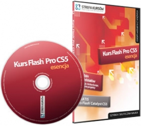 Kurs Adobe Flash Pro CS5 - esencja