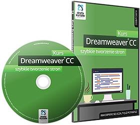 Kurs Dreamweaver CC szybkie tworzenie stron