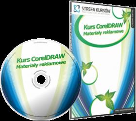 Kurs CorelDRAW materiały reklamowe