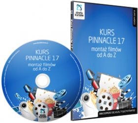 Pinnacle 17 - montaż filmów - kurs