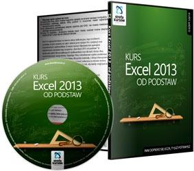 Kurs Excel 2013 od podstaw
