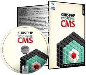 Kurs PHP - tworzenie CMS
