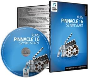 Kurs Pinnacle 16 - szybki start