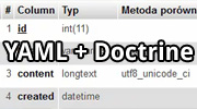 Doctrine i YAML