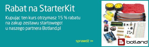 Zestaw startowy - StarterKit