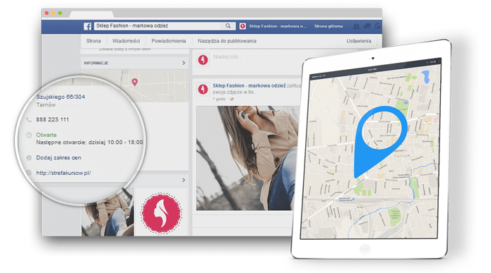 Jak pokazać swój biznes na Facebooku?